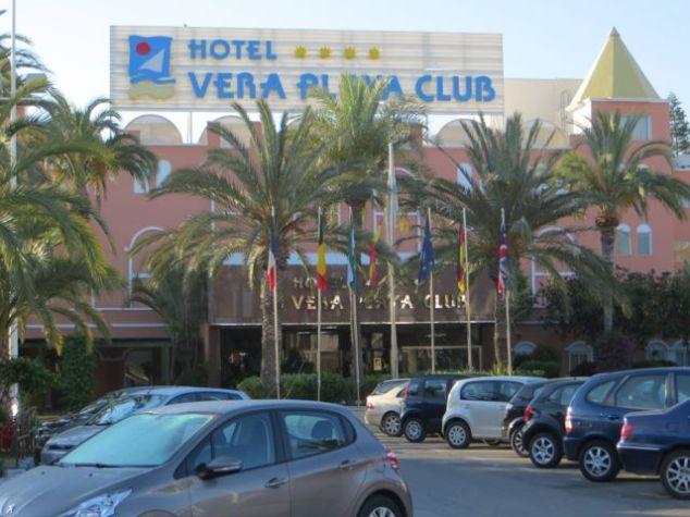 Hotel Vera Playa