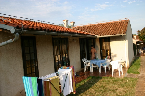Modest apartment at Valalta