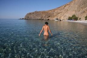 Plakias Beach, Crete