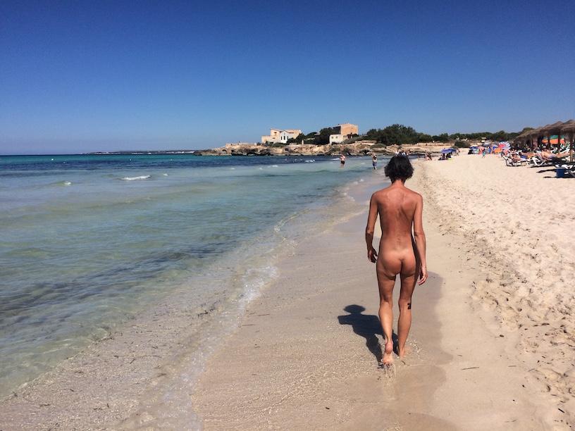 mallorca nudist