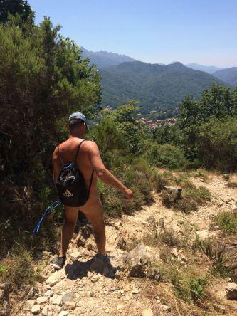 Hiking on Corsica