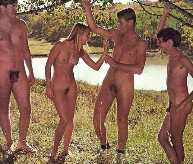 Naked With Friends The Meandering Naturist