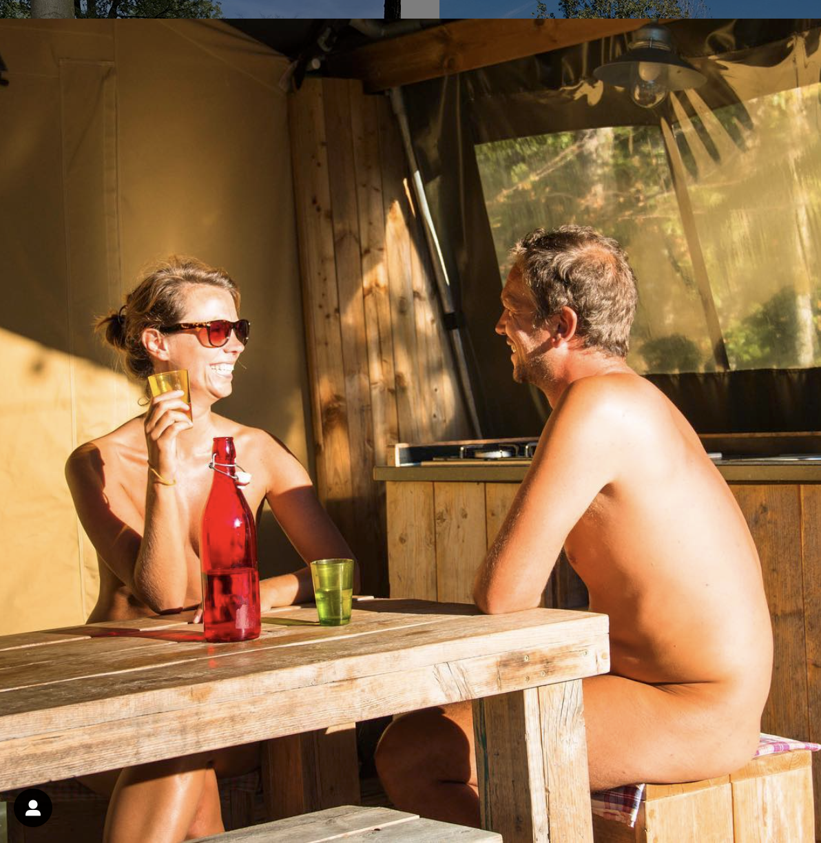 Naked Confessions: Gender Bias?  When you tell people you're a naturist?