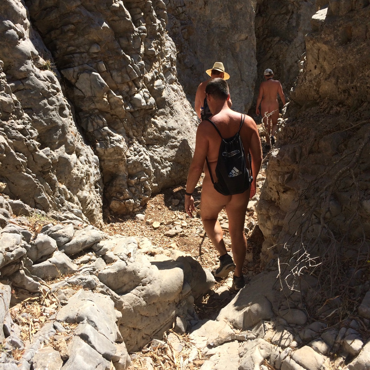 I ❤️ Naked Walks: Naturist Treks on European Islands (Part Two)