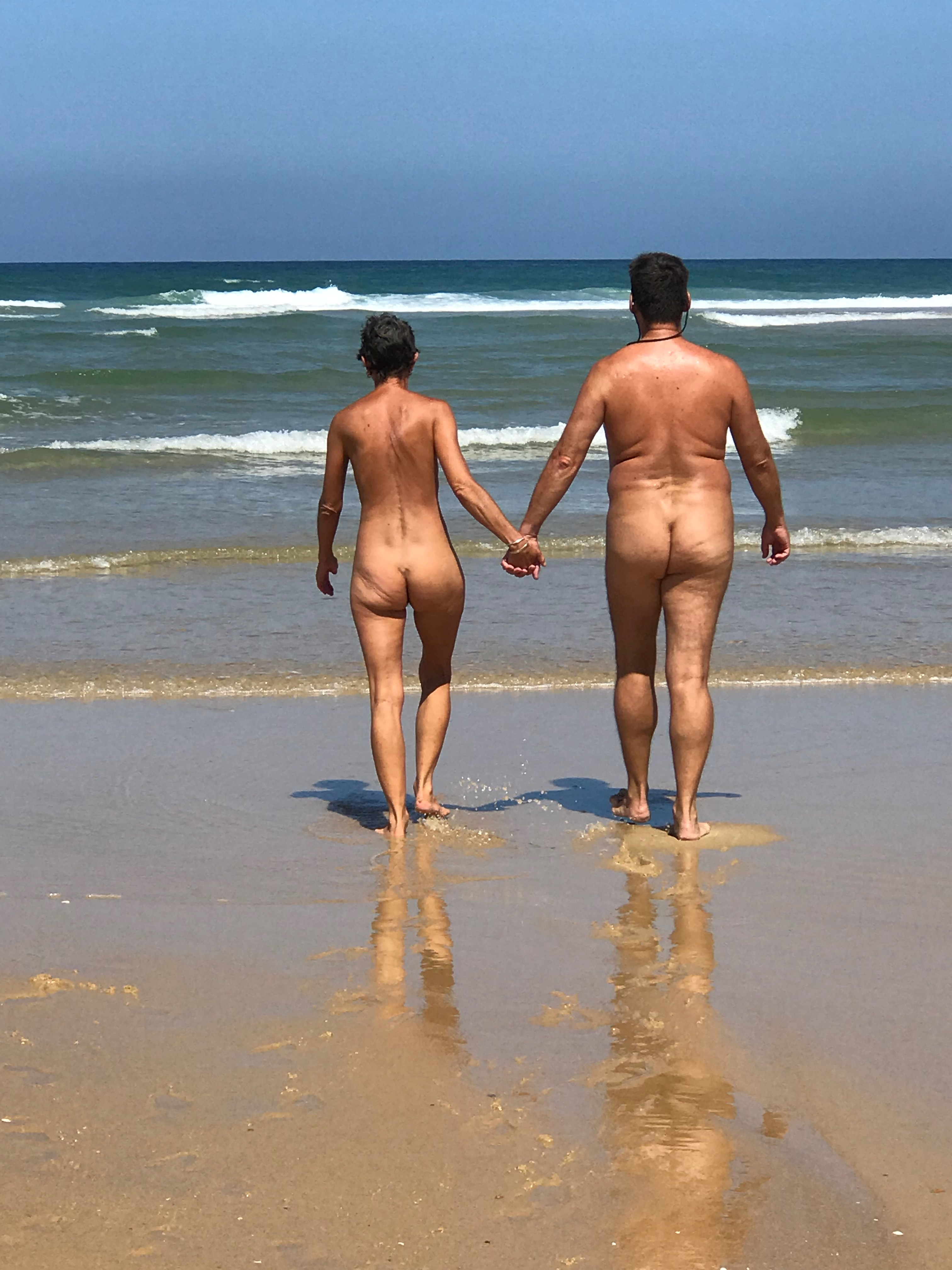 Reflections on a Naturist Life: La Jenny, France 2019