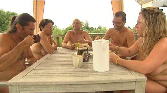 Late Summer Nights with Naturist Friends: My Humble Attempt at Writing a How-To Guide