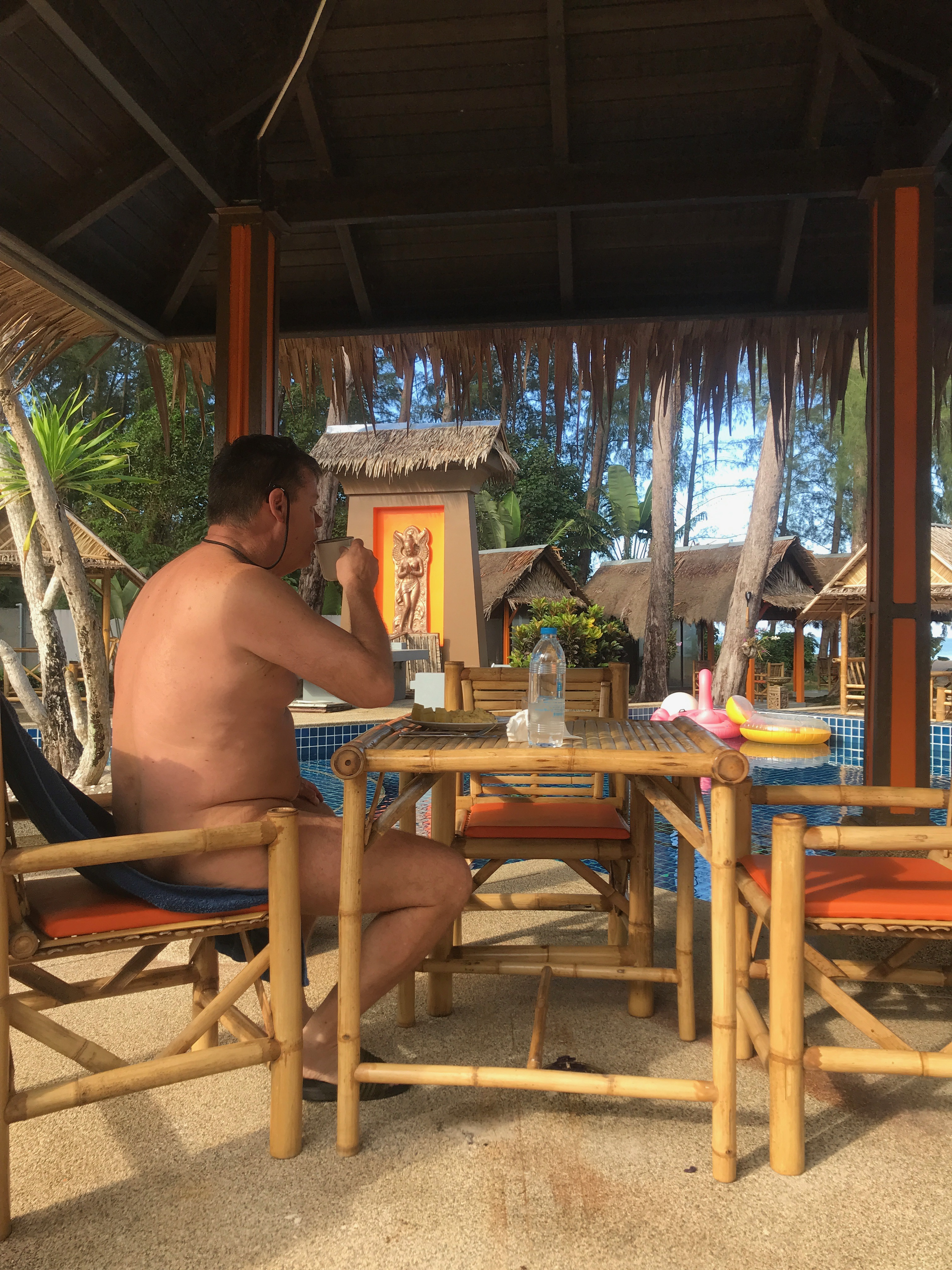 A New Naturist Haven in Thailand