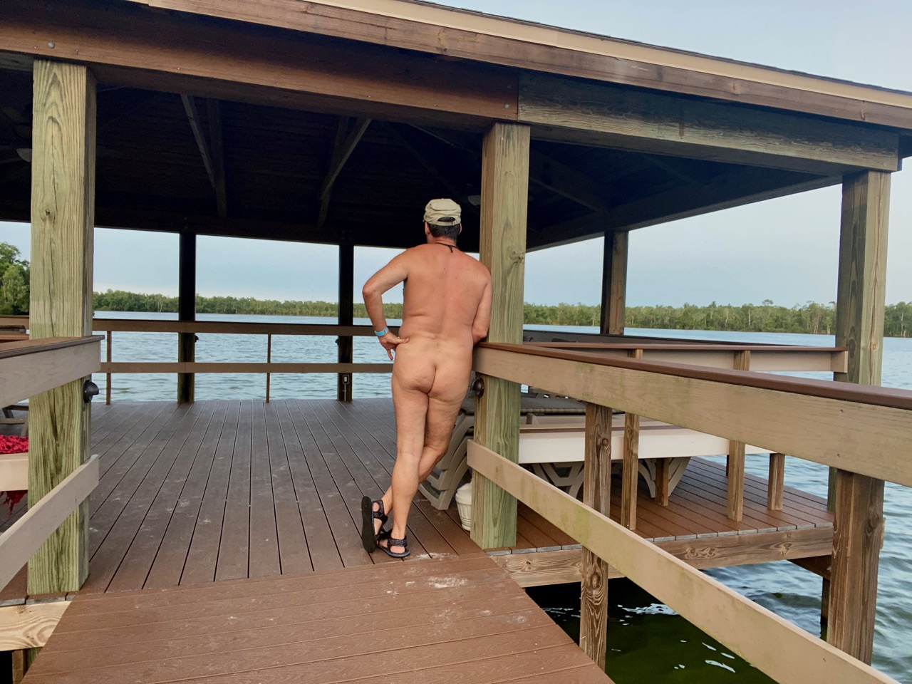 NAKED IN AMERICA: Cypress Cove Nudist Resort