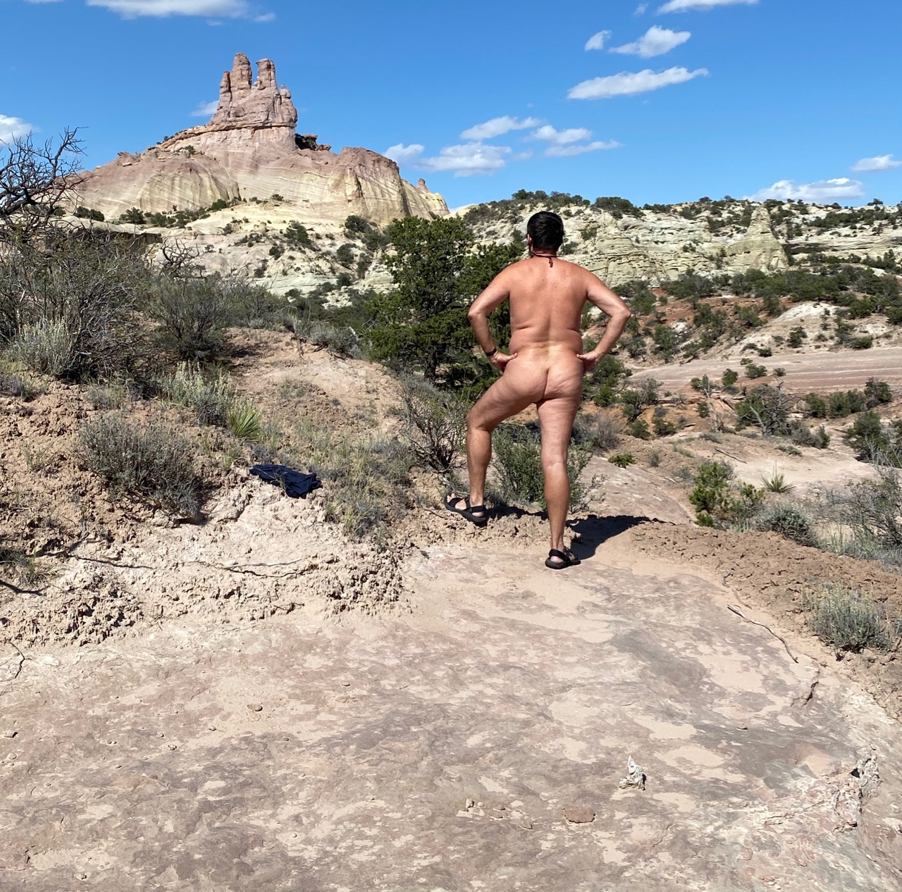 NAKED IN AMERICA: Mi Casa Bed and Breakfast, New Mexico